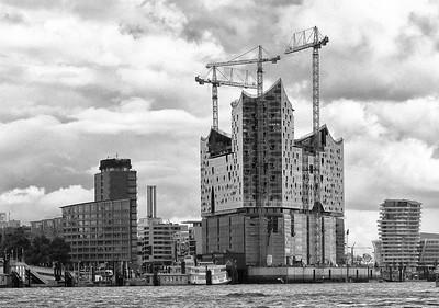 2011 09 15 mit dem Boot im Hamburger Hafen