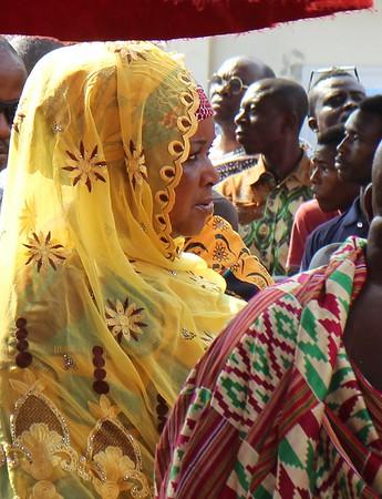 Akwasidae Festival, Ghana
