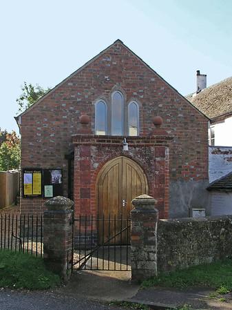 Methodist Church, Fernham Road, Longcot, SN7 7TN