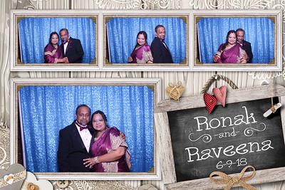 Ronak and Reveena's Wedding 6-9-18