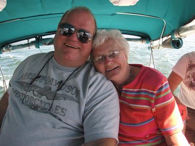 Fall 2011 Boat Ride