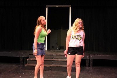Legally Blonde The Musical performed by  St. Mark's Musical Theater Club