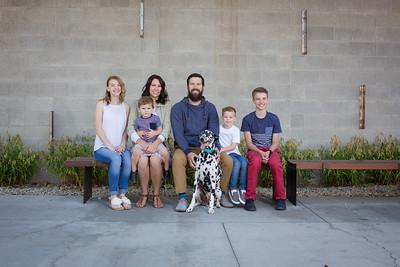 Maw Family photos