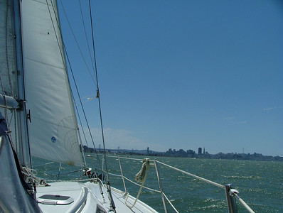Intro Sailing with OCSC