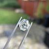 2.12ct Octagonal Flat Cut Diamond, GIA M VS2 42