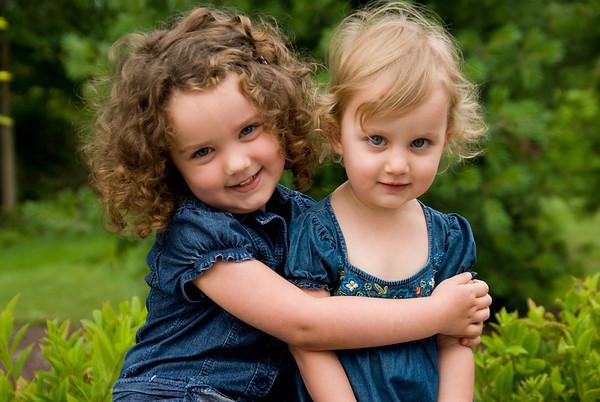Anna and Elena
