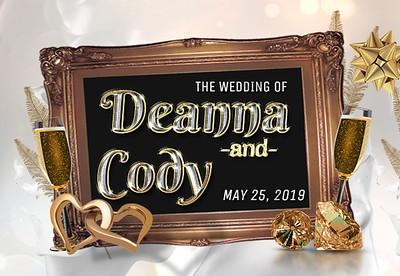 Deanna & Cody's Wedding!