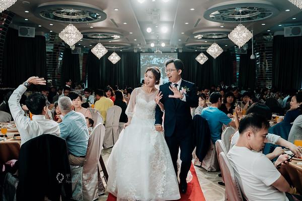 T &C 民生晶宴1F點劇場 |  國泰萬怡 |  婚攝 | 婚禮紀錄