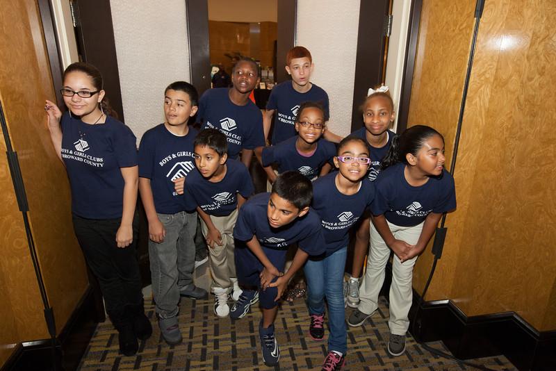 Boys and Girls Clubs of Broward County 46th Annual Dinner Auction with Papa Doo Run Run