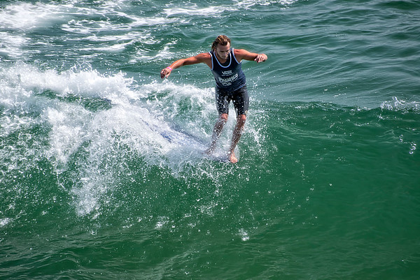 2016 Vans Pro Surf Huntington Beach California