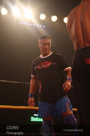 DGUSA 11/12/11 - AR Fox vs Masato Yoshino