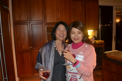 Barb Erny's retirement party Jan 2018