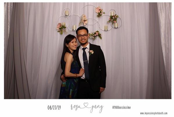Sosa & Jung's Wedding