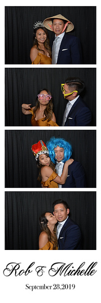 Rob and Michelle's wedding September 28, 2019