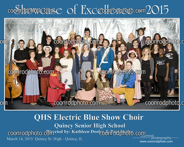 QHS Showcase of Excellence 2015