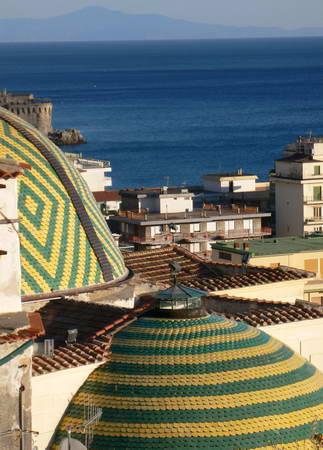 Italy,  Amalfi Coast, Procida, & Rome