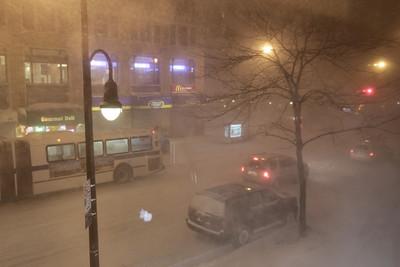 NYC Blizzard 12-26-2010