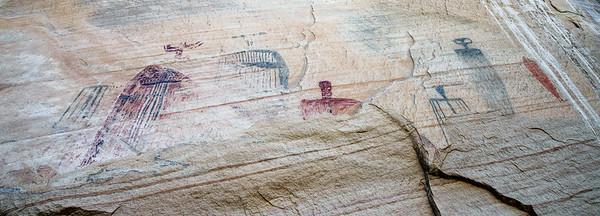 The Alien panel  near Moab