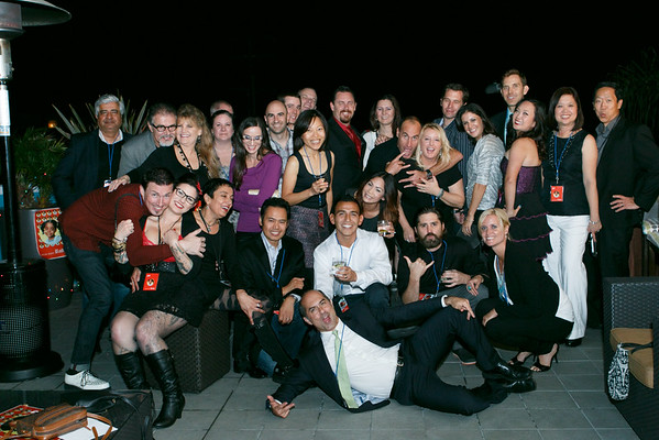 P11 Holiday Party 2014