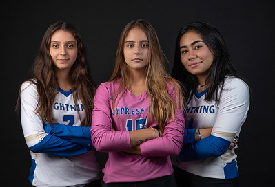 Cypress Bay Lightning Volleyball