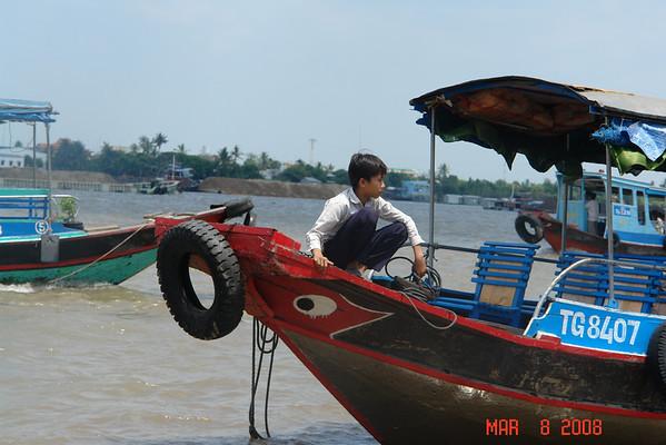 Ho Chi Minh City, Vietnam -- Mar. 7 & 8, 2008 WC