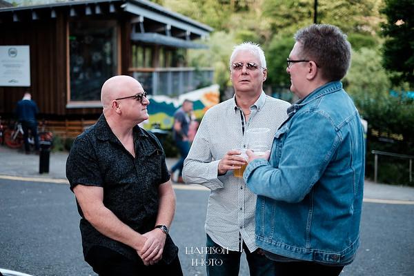 Hev's Birthday - June 2018 - The Cluny