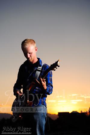 Bryce's Guitar Portraits