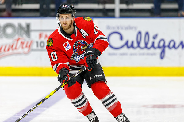 02-09-19 - IceHogs vs. Roadrunners