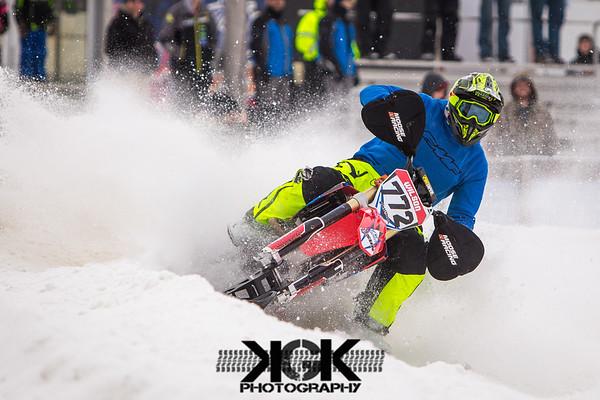Snowbike Xgame Qualifier