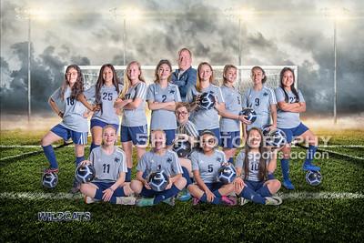 2019 Spring Soccer- U14 Girls