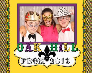 Oak Hill Prom 2019