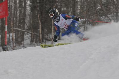 K1 Mont Blanc 18 Janvier 2009