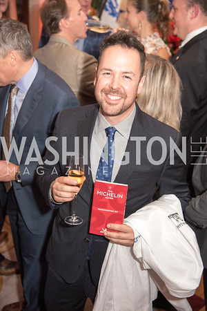 The Michelin Guide Release Party |  Ben Droz