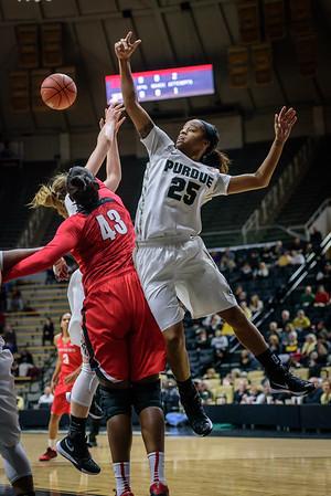 2/25/16 WBB: Purdue vs. Rutgers