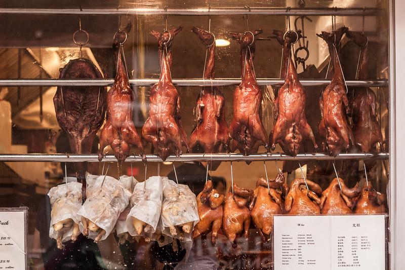 Ducks in the Storefront, Chinatown, Philadelphia, PA