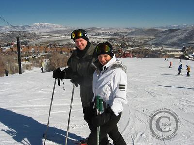 Utah Skiing 2009