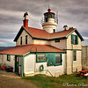 Battery Point Lighthouse<br /> Crescent City, California