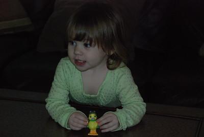 Emily's Birthday 2008