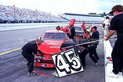 New Hampshire International Speedway 2001