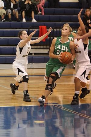 12/29/2010 Var Girls vs Lubbock High