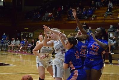 GIRLS BASKETBALL Sectionals SBA VS Mishawaka 2021
