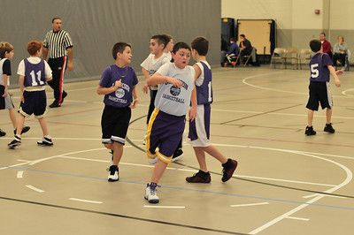 Junior Varsity League Games 1/17/2009