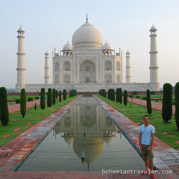 Taj Mahal and reflection Michael.jpg