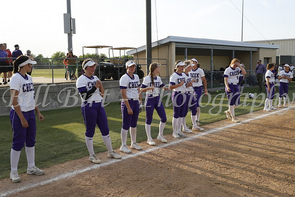 TCHS Softball 17 - 18