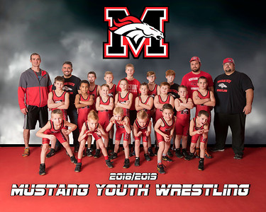 Mustang Junior Wrestling