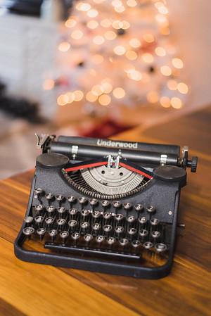 Gracie's Typewriter
