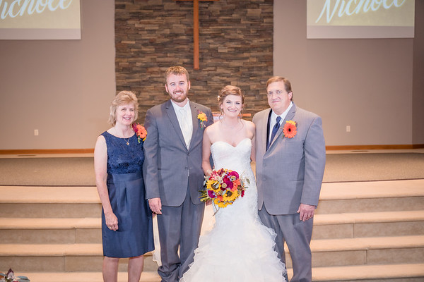 Family & Church Formal