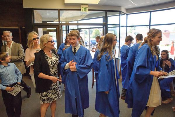 2015 OLF Graduation Mass