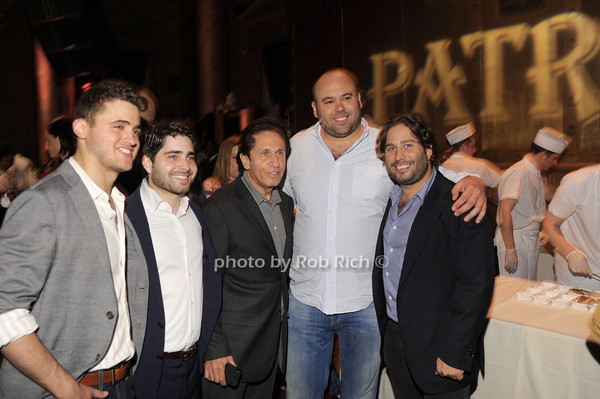 Zach Scheiner, Matt Kirschner, Mark Heller, Jordan Elkin, Mike Heller photo by Rob Rich/SocietyAllure.com © 2014 robwayne1@aol.com 516-676-3939