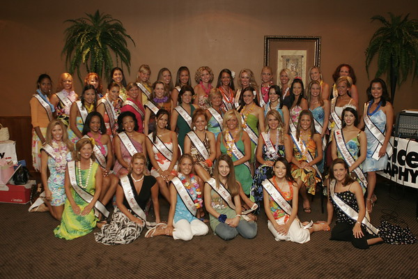 Florida U.S. Pageant Groups 6-4-06